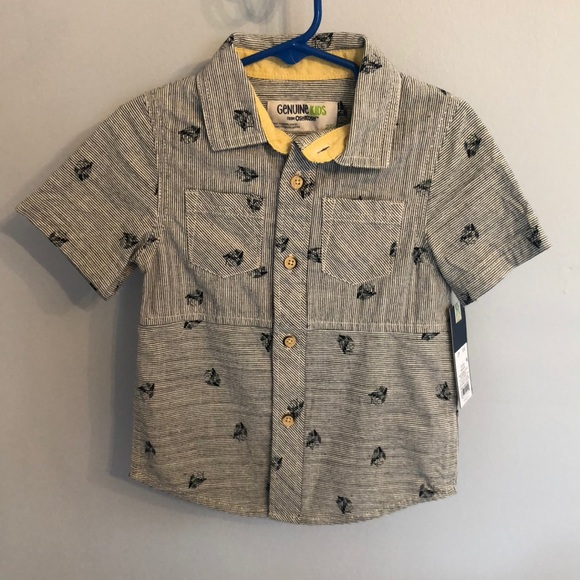 OshKosh B'gosh Other - *BUY 1 GET 1* NWT OshKosh Toddler Shirt